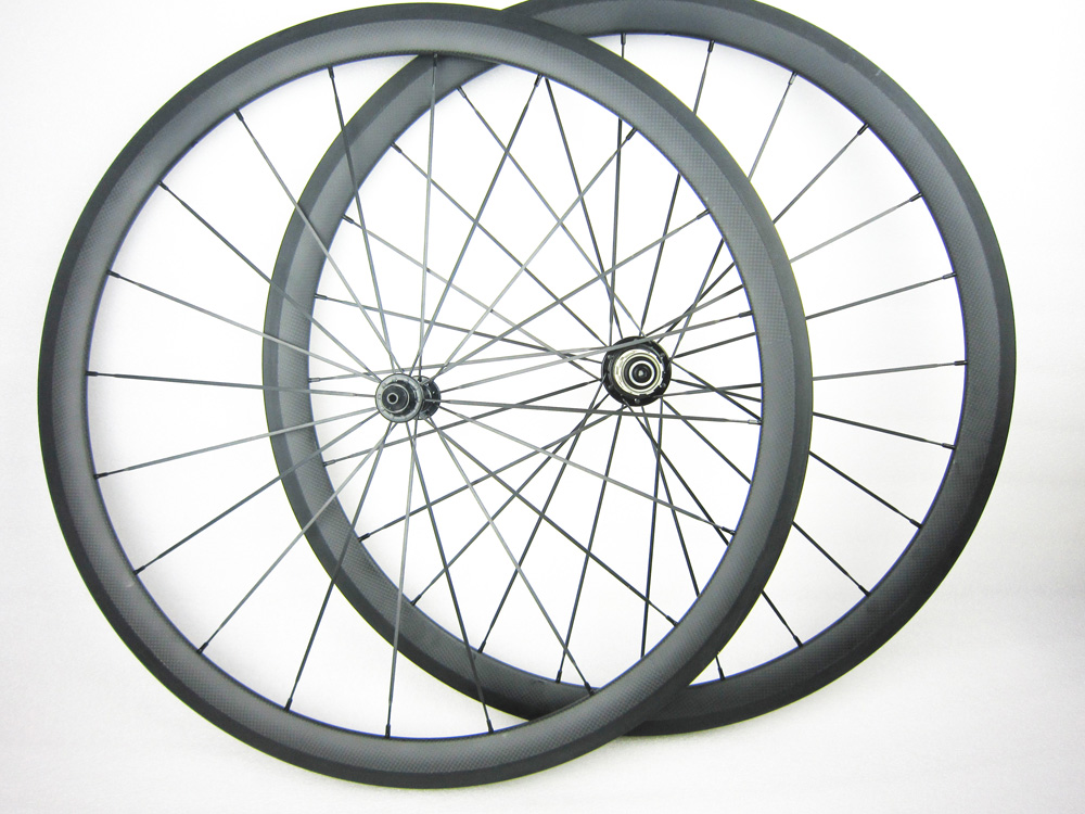 free customs tax carbon fiber bike 38mm clincher wheels road bicycle wheelset 20.5mm width free shipping