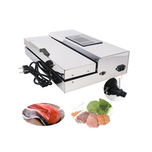 ITOP Food Vacuum Sealer With Vacuum Bags Packaging Machine Household Commercial Sous Vide Cooker Low Temperature Cooking Machine все цены