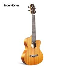 Hanknn 26 Inch Acoustic Ukulele Tenor Professional Stringed Musical Instrument Hawaiian Guitar Ukelele Beginner Player Gift