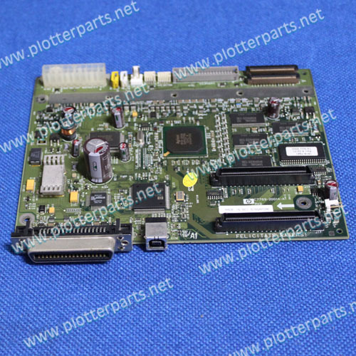 C7769-60369 PC board for HP DesignJet 500 plotterparts Original Used rosenberg 7769