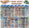 30pcs Free Shipping Hot Wheels The Cars Metal Alloy Model For Colecter Wholesale Metal Cars For Car Lovers