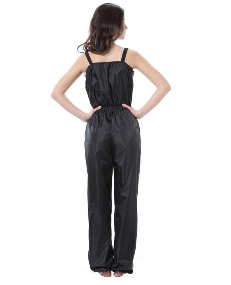 66c8ed6694 Aerobic ropa pérdida de peso traje pantalones de adelgazamiento Sauna  servicio Sauna traje mujer Sauna pantalones Sportwear MLXL2XL3XL en Mono de  La ropa de ...