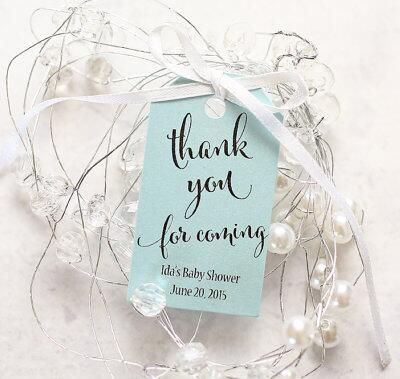 Aliexpress Buy Personalized Thank You For Coming Wedding