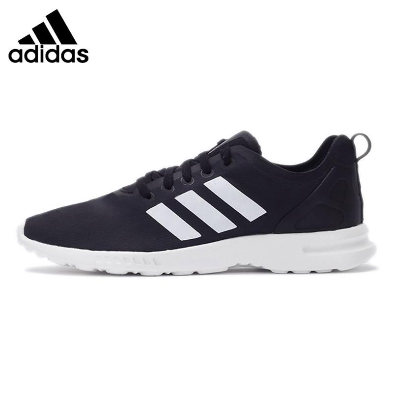Prix pour Original Nouvelle Arrivée Adidas Originals ZX FLUX ADV LISSE W Femmes de Planche À Roulettes Chaussures Sneakers