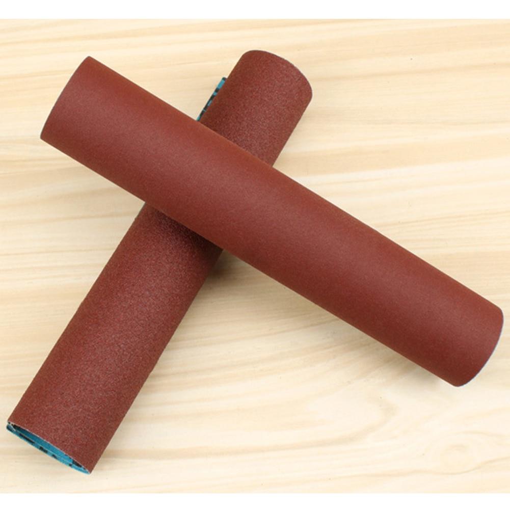 Abrasives 60-240 Grit Emery Cloth Roll Polishing Sandpaper For Grinding Tools Metalworking Dremel Woodworking Furniture