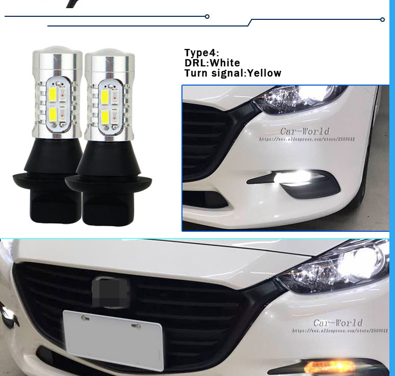 Beautiful 2pcs Car Led H4 Fog Lights White 100w Bulbs 20 Smd Car Headlights Dc12v 24v Lamp For Audi A4 B5 B6 B8 A6 C5 C6 A3 A5 Q3 Q5 With The Most Up-To-Date Equipment And Techniques Car Headlight Bulbs(led)