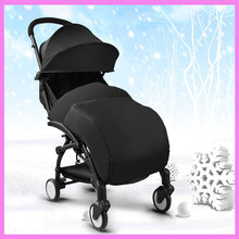 Universal Baby Stroller Footrest Foot Muff Warmer Baby Stroller Accessories Four Season Baby Stroller Waterproof Sleeping Bag