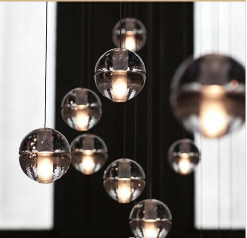 New design Magic 10CM Ball Pendant Lights Lamps for Living Room, Dining Roon, Stairs Corridor, LED Light Source magic ball 8 доставка снг