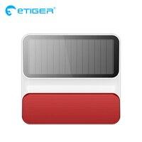 Etiger Wireless outdoor ES S8A Wireless Outdoor Solar Strobe Siren for Alarm System S4/S3 G90B plus