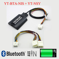 Yatour Car MP3 Bluetooth AUX Adapter For Nissan Infiniti With Navigation System