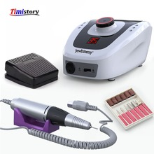 Manicure-Machine-Accessory Nail-Drill-Tool Nail-Art-Equipment 35000RPM High-Quality 32W