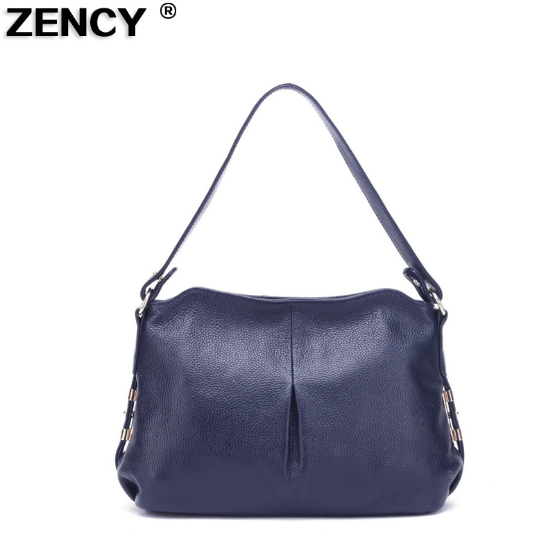 2018 Fashion New Genuine Leather Women's Small Shoulder Bag First Layer Cowhide Handbag Messenger Crossbody Designer Ladies Bags 2016 new fashion men s messenger bags 100% genuine leather shoulder bags famous brand first layer cowhide crossbody bags