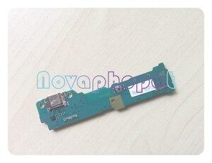 Image 4 - Novaphopat 충전 플렉스 삼성 t810 SM T810 t815 충전기 커넥터 마이크로 usb 독 포트 플렉스 케이블 교체