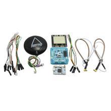 OpenPiolot CC3D Revolución Regulador de Vuelo + OPLINK MINI y NEO-7N GPS y 2-6 S Tablero de Distribución