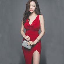 Red Dress Buy Cheap