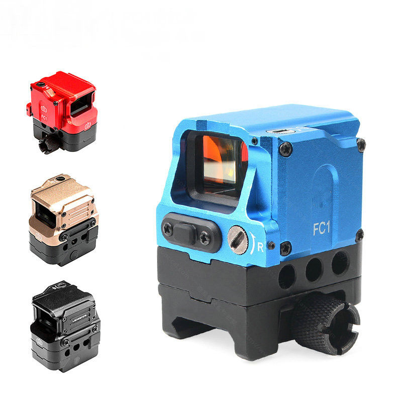 DI Optical FC1 Red Dot Sight Reflex Sight Holographic Sight For 20mm Rail Toy Gun Hunting