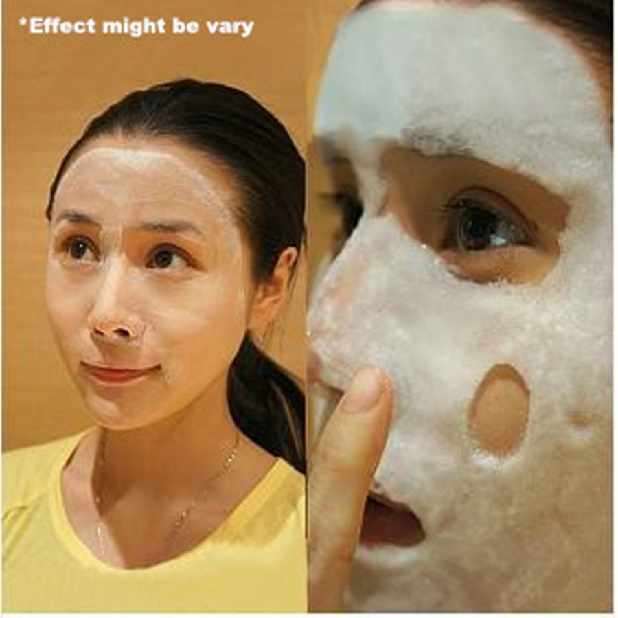 Oxygen Bubble Mask Deep Clean Pores Moisturizing Whitening Foam 1000ml Salon Equipment
