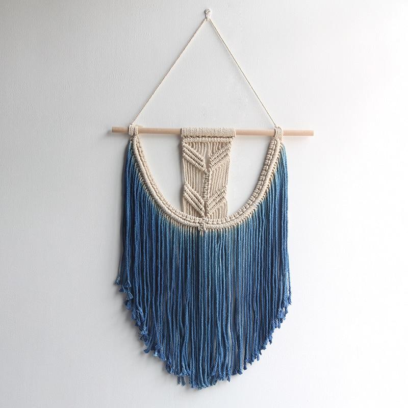 Yarn Tapestry Bedroom