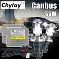 C5 55W CANBUS H4 HID Bi xenon conversion Kit high/low strahl 4300K 6000K 8000K Xenon ballast birne auto scheinwerfer lampe