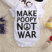 2016 New Lovely Newborn Baby Girls Boy Bodysuit Playsuit Outfits Clothes 0-24Month