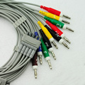 New Arrival Hot Sale 10 Lead ECG/EKG Cable with Leadwire for GE Marquette Fit for Men and Women