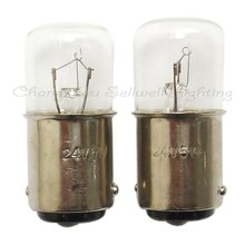 NEW!miniature bulbs lamps 24v 5w ba15d t16x35 A311