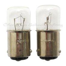 NEW!miniature bulbs lamps 24v 5w ba15d t16x35 A311
