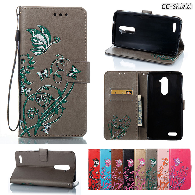 """Magnetic Flip case for ZTE Zmax Pro Z981 6.0""""inch Luxury fashion Wallet  Card Slot Leather Cover with Stander for ZTE Z981 Cases"""