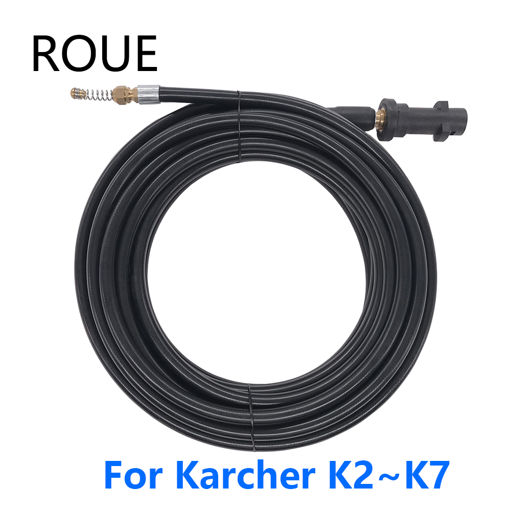2320psi/ 160bar Sewer Drain Water Cleaning Hose For Karcher K1 K2 K3 K4 K5 K6 K7 High Pressure Washer