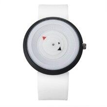 2017 Мужская подарок haiqin Creative Time товара наручные водонепроницаемые геометрический дизайн легкий Sports Повседневная Fashion кварцевые часы