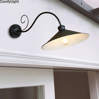 Nordic outdoor lightting retro outdoor wall light favorable europe villa sconce lamp waterproof exterior garden doorway lighting