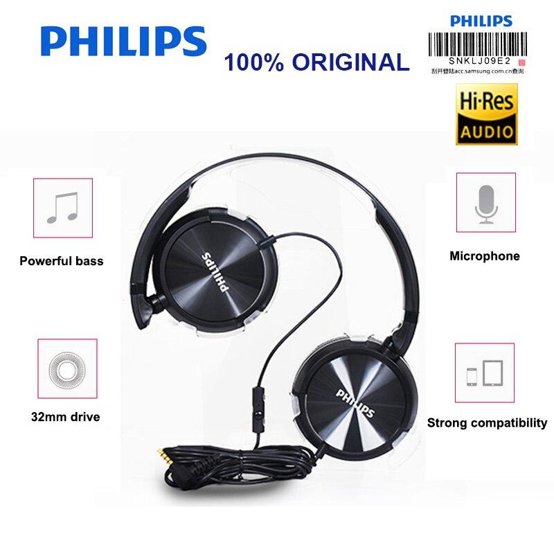 Philips SHL3065 Wired Cuffia con Microfono Noise Reduction Controllo di  Legare Della Fascia Disegno per Xiaomi Huawei Test Ufficiale in Philips  SHL3065 ... 5fa6fb466821