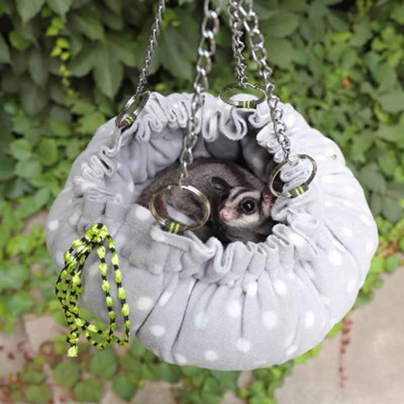 1 шт. хомяк круглый Стиль висит дома гамак спальный гнездо кровать любимчика крыса, хомяк игрушки Cage Свинг питомец новый дизайн для малый Животные