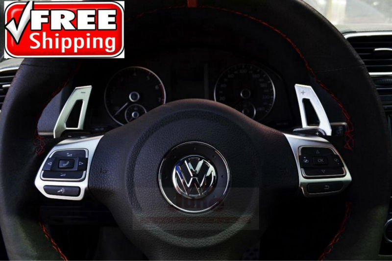 golf r volant dsg paddle extension adapte vw mk5 mk6 golf jetta gti r scirocco eos dans. Black Bedroom Furniture Sets. Home Design Ideas