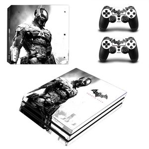 Image 5 - Joker Man Design Skin Sticker For Sony Playstation 4 Pro Console & 2PCS Controller Skin Decal For PS4 Pro Game Accessories
