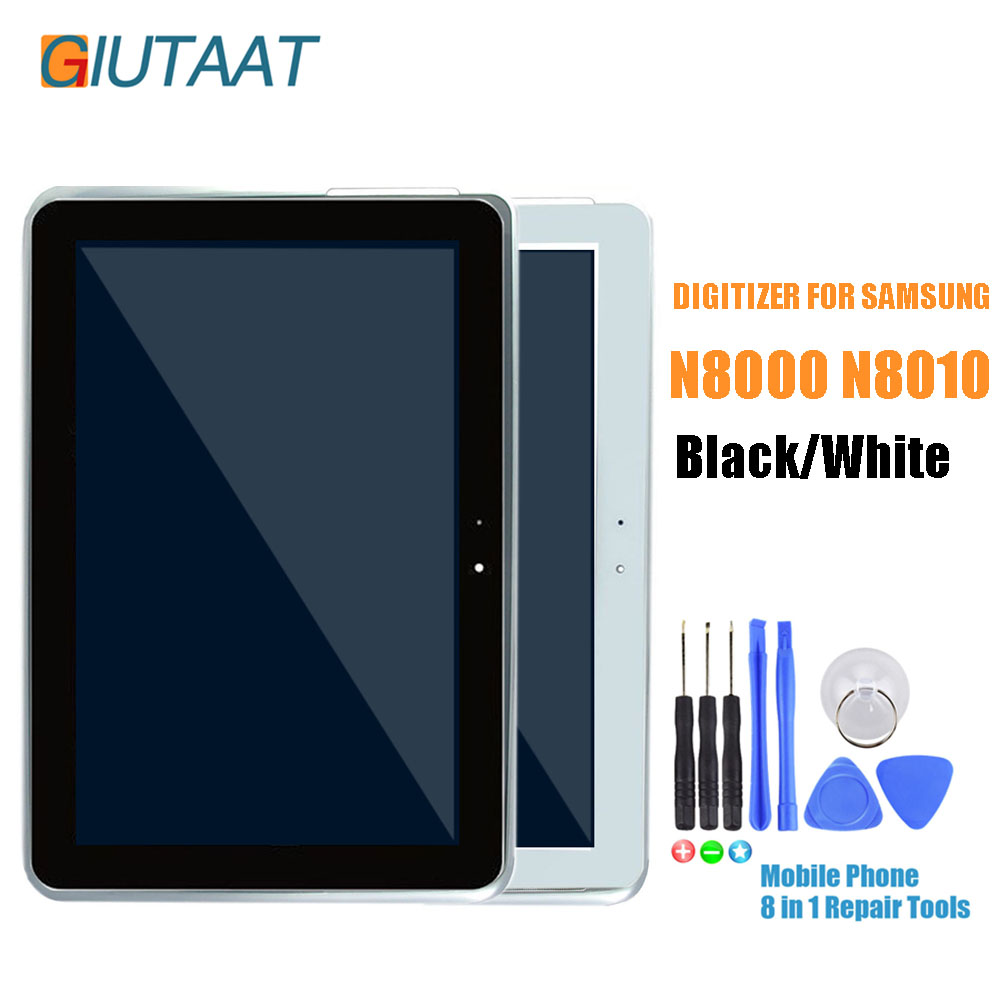 LCD Display Matrix Touch Screen Digitizer Sensor Assembly with Frame For Samsung Galaxy Tab Note 10.1 GT-N8000 N8000 N8010LCD Display Matrix Touch Screen Digitizer Sensor Assembly with Frame For Samsung Galaxy Tab Note 10.1 GT-N8000 N8000 N8010