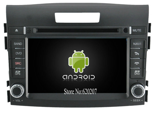 S160 Android 4 4 4 CAR DVD player FOR CHEVROLET CR V car audio stereo Multimedia