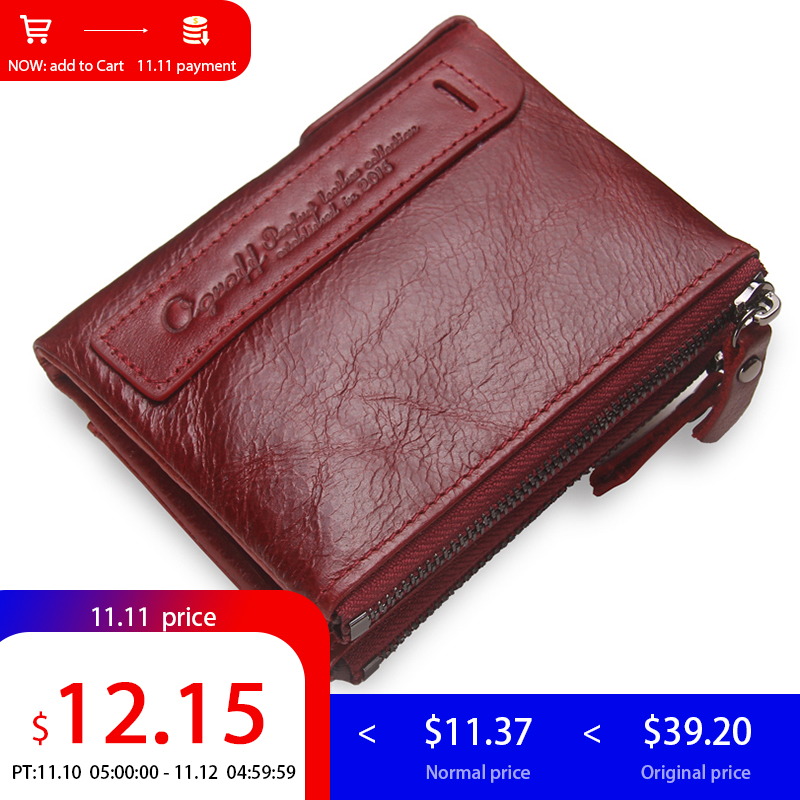 OGRAFF Purse Genuine Leather Men Wallets Clutch Male Clutch Bag Coin Purse Card Holder For Men Portfolio Perse Small Mini Wallet contact s genuine leather men wallets male short purse standard wallets small clutch card holder coin purses money male bag 2017