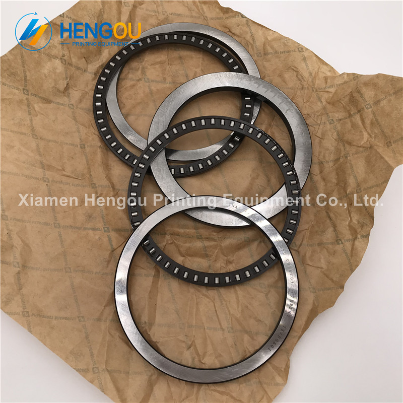 1 Set high quality Heidelberg thrush cylindrical roller bearing 00.550.0096,F-4346.1 for Heidelberg CD102 SM102 machine clutch for heidelberg mo