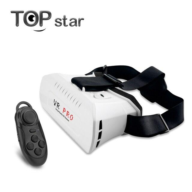 Nuevo Google Carton Vr Box Pro Version Vr Realidad Virtual Gafas 3d