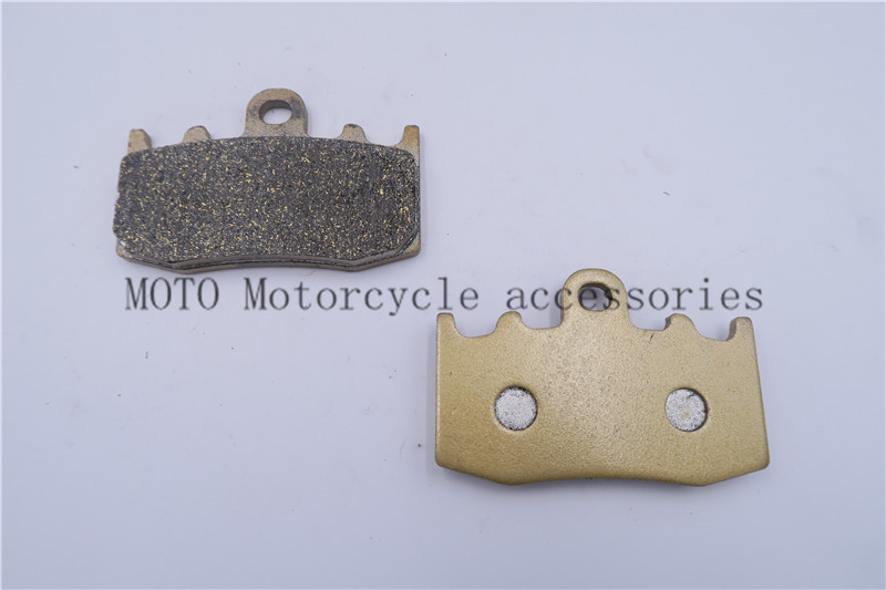Front Motorcycle Brake Pads For BMW R <font><b>1150</b></font> <font><b>GS</b></font> Adventure 07/01-06 R 1200 <font><b>GS</b></font> 2002-2011 R 1200 RT/RT-SE 10-13 K 1300 S 2009-2013 image