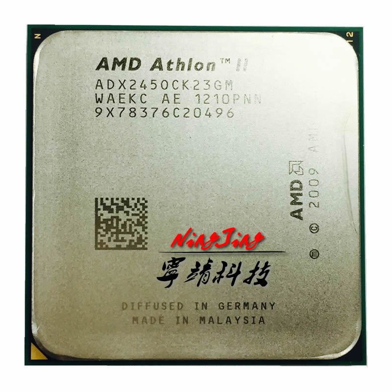AMD X2 245 29 GHz Dual Core CPU Processor ADX245OCK23GQ
