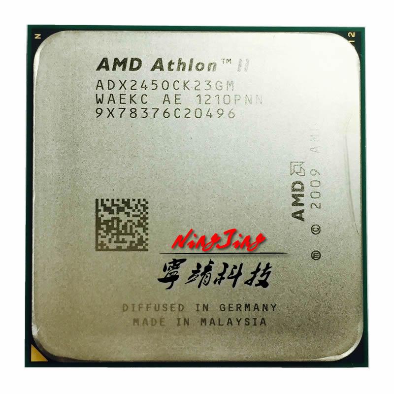 AMD X2 245 2.9 GHz Dual Core CPU Processor ADX245OCK23GQ/ADX245OCK23GM Socket AM3|socket am3|amd x2cpu processor - AliExpress