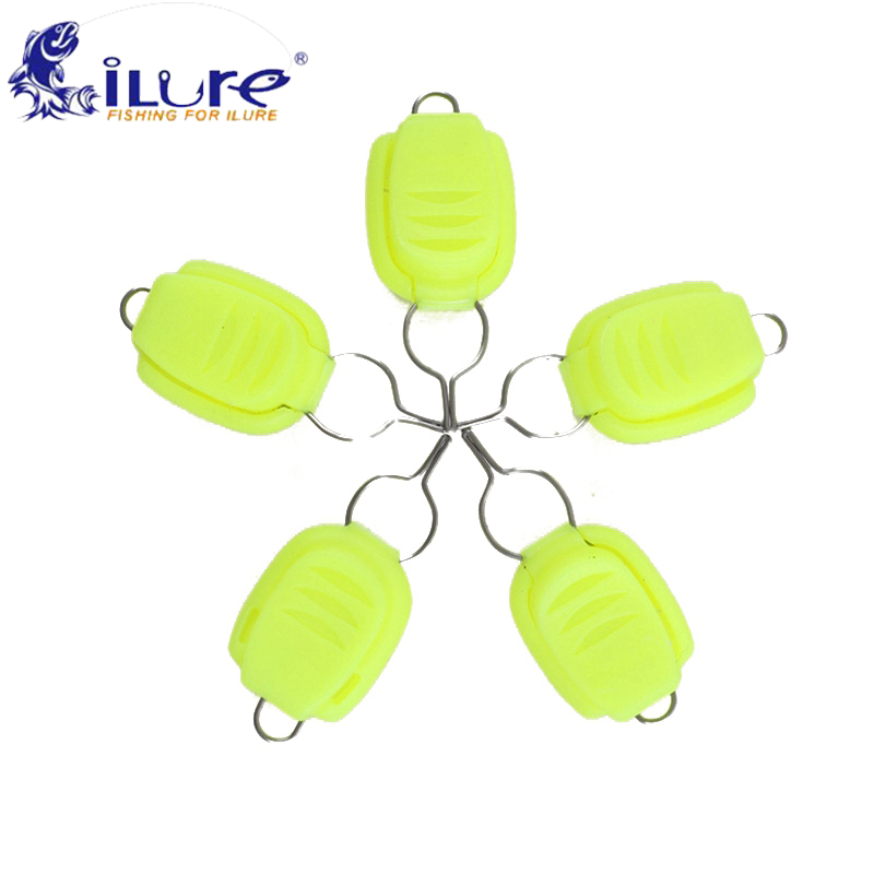 10 Bag/Lot 50 Pcs iLure ABS Card Line Device Drums Water Drop Wheel Dedicated Card Device For Fishing Accessories Pesca