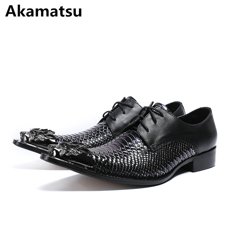 black red python skin genuine leather dress oxford shoes for men lace up matal classical business shoe zapatos hombre vestir new fashion men shoe genuine leather lace up mixed colors man dress business casual shoes zapatillas deportivas zapatos hombre page 5