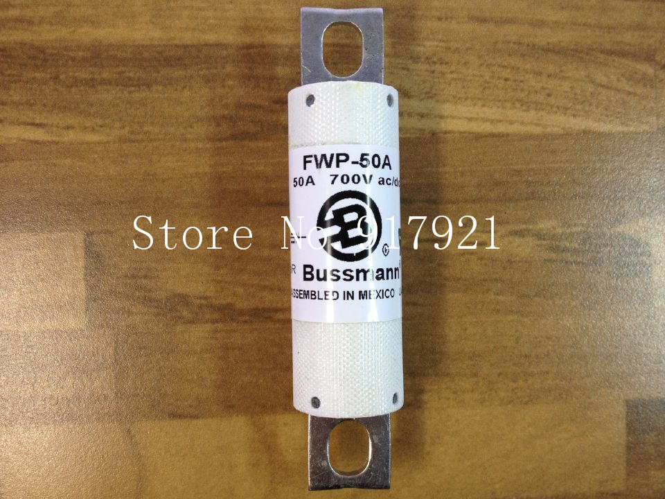 [ZOB] The United States Bussmann FWP-50A BUSS 700VAC/DC fuse fuse original  --3pcs/lot [zob] the united states litteifuse netlon nln45 fuse 250v genuine original 3pcs lot