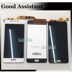 Alta Qualidade Preto/Branco Para Asus Zenfone 4 Max ZC520KL X00EDB X00ED X00EDA Display LCD + Digitador Da Tela de Toque ferramentas de montagem