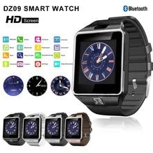 Cheap DZ09 Smart Watch Men 2018 relogio inteligente Sport Bluetooth Dz 09 Smartwatch For Xiaomi Android