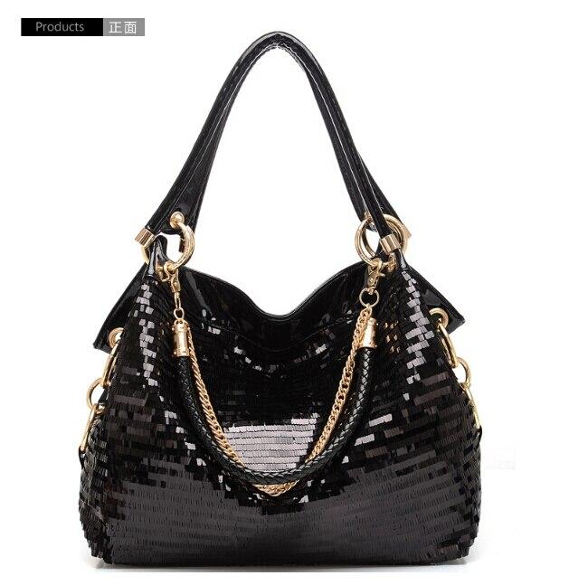 YESETN BAG Hot Sale High Quality Women Handbag Female Elegant Blingling Bag Lady Large Tote
