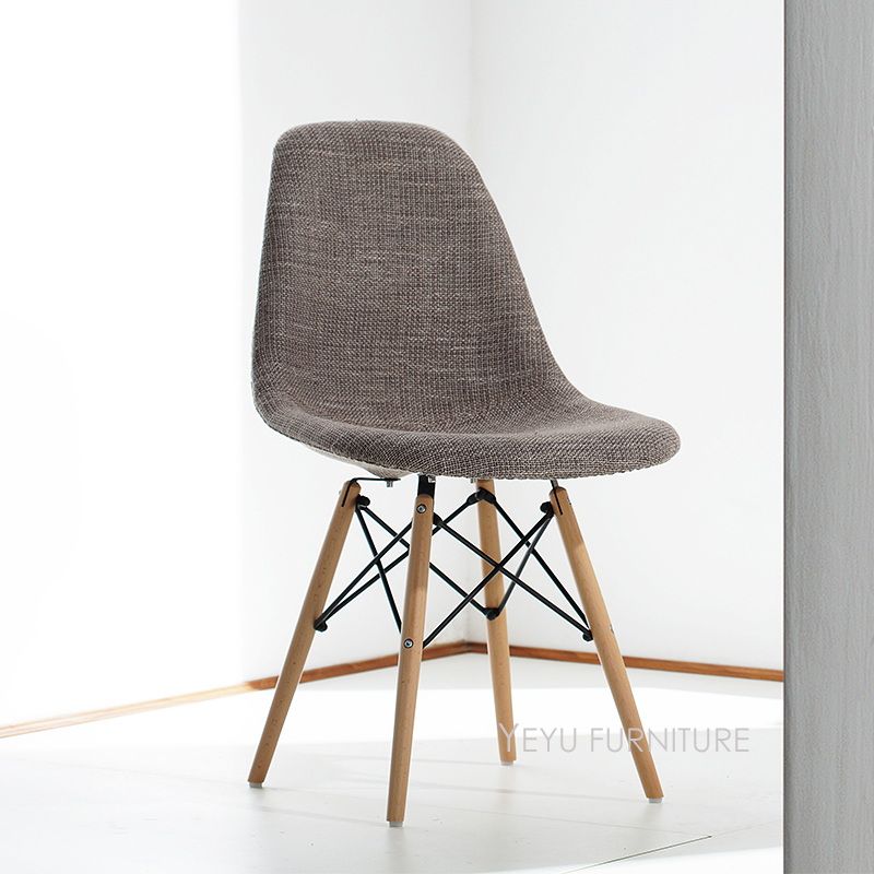 Modern Contemporary Urban Design Kitchen Dining Side Chair: Modern Design Upholstered Fashion Dining Side Chair Fabric